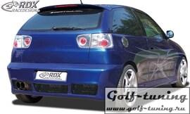 Seat Ibiza 99- Бампер задний GT4