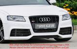 Audi A4/S4 B8 07-11 Передний бампер