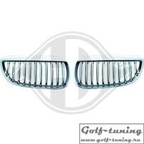 BMW E92 06-10 Решетки радиатора (ноздри) хром