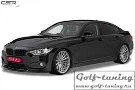 BMW 4er F32, F33, F36 13- Накладка на передний бампер