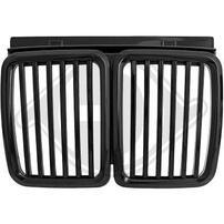 BMW E30 82-94 Решетки радиатора (ноздри) глянцевые