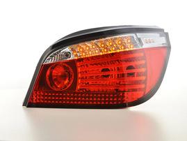 BMW 5er E60 Седан 07-09 Фонари светодиодные Lightbar красные
