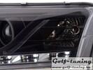 Audi A6 4F 04-08 Фары Devil eyes, Dayline черные