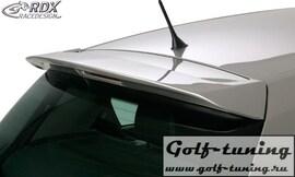 Opel Astra H 5Дв Спойлер на крышку багажника