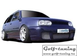 VW Golf 3 Бампер передний GT-Street-One