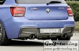 BMW F20/F21 11-15 Бампер задний M-Paket