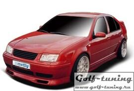 VW Bora Спойлер переднего бампера GT