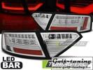 Audi A5 07-11 Купе/кабрио Фонари светодиодные, хром led bar design