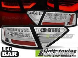 Audi A5 07-11 Купе Фонари светодиодные, хром led bar design