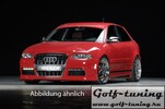 Audi A3 8L 96-03 Передний бампер R Frame