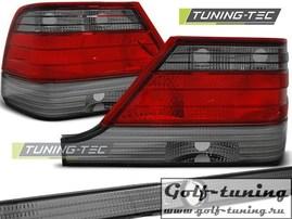 Mercedes W140 95-98 Фонари красно-тонированные