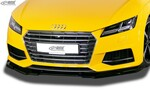 Audi TT (FV/8S) 18- Накладка на передний бампер Vario-X