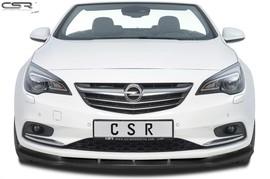 Opel Cascada 13- Накладка на передний бампер