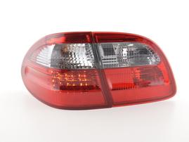 Mercedes E-Klasse Универсал (210) 99-03 Фонари светодиодные красно- тонированные