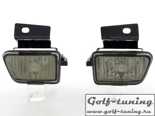 VW Golf 2, VW Jetta 2 Противотуманные фары с кронштейнами тонированные