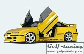 Opel Calibra Пороги