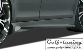 Ford Escort 92-98 Накладки на пороги GT4 ReverseType