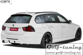 BMW E90/E91 05-13 Диффузор для заднего бампера