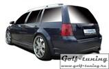 VW Golf 4 Универсал Задний бампер