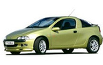 Тюнинг Opel Tigra