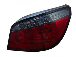 BMW E60 07-09 Седан Фонари светодиодные, красно-тонированные
