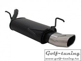 Opel Corsa C Глушитель OvalTour