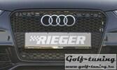 Audi A4 11-15 Решетка радиатора RS4 глянцевая