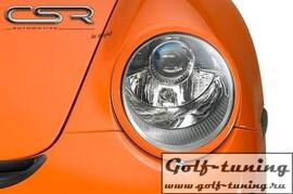 Porsche 911/997 04-11 Реснички на фары