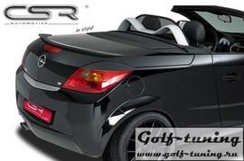 Opel Tigra Twin Top 04-09 Спойлер на крышку багажника