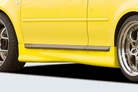 Audi S3 8L 96-03 Накладки на пороги