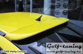 Opel Calibra Спойлер на крышку багажника