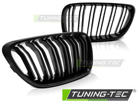 BMW F22/F23 Решетки радиатора/ноздри черные, глянцевые в стиле M