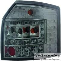 Audi A4 B6 00-04 Универсал Фонари светодиодные, тонированные