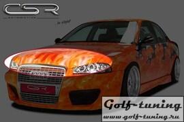 Audi A4 B5 94-01 Ресница Badlook из металла SF-Line design