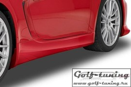Porsche Boxster/Cayman 12- Накладки на пороги