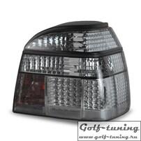 VW Golf 3 Фонари светодиодные, тонированные