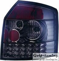 Audi A4 B6 01-04 Универсал Фонари светодиодные, тонированные
