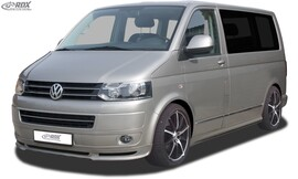 VW T5 03-15 Накладки на пороги Edition