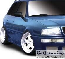 Audi 80 B4 91-96 Пороги RS