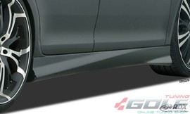 "Citroen Berlingo 08-18/Peugeot Partner 08-18 Накладки на пороги ""TurboR"""