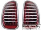 Mini Countryman 10- Фонари светодиодные, красно-белые