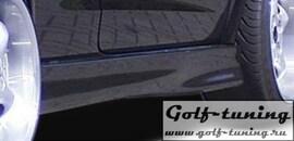 Opel Corsa C Пороги GT