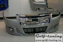 """VW Passat B5+ Бампер передний """"Passat B6 Look"""""""