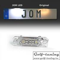 VW Golf 4 Светодиодная подсветка номера 82747