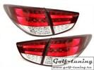 Hyundai IX35 09-13 Фонари светодиодные, красно-белые