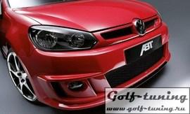 VW Golf 6 Передний бампер ABT Design