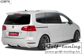 VW Sharan II 10- Накладка на задний бампер