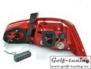 VW Passat B7 Седан Фонари светодиодные, красно-тонированные