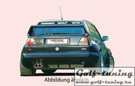 VW Golf 2 Задний бампер Breitbau 2