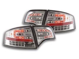 Audi A4 B7 04-08 Седан Фонари светодиодные, хром